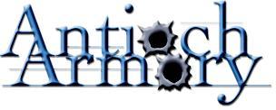 Antioch Armory Logo